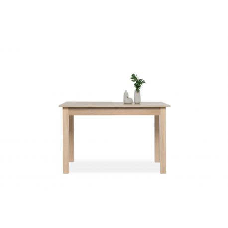 TABLE FALCON 120 EXTENSIBLE (OAK SONOMA)
