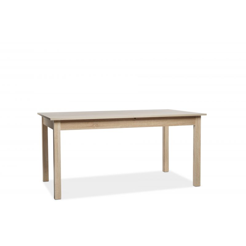 Table falcon 160 extensible oak sonoma for Table extensible 160