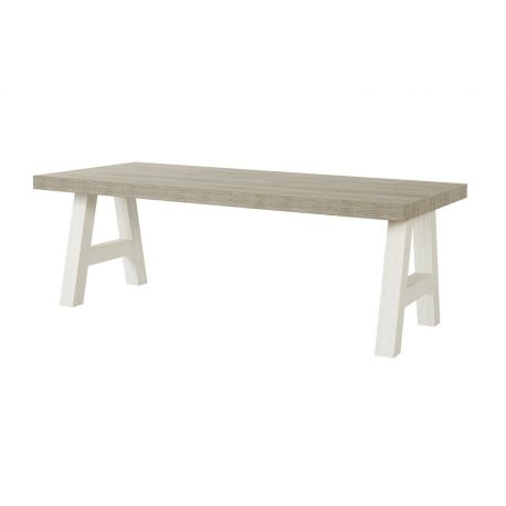 Table york 160 cm for Table salle a manger york