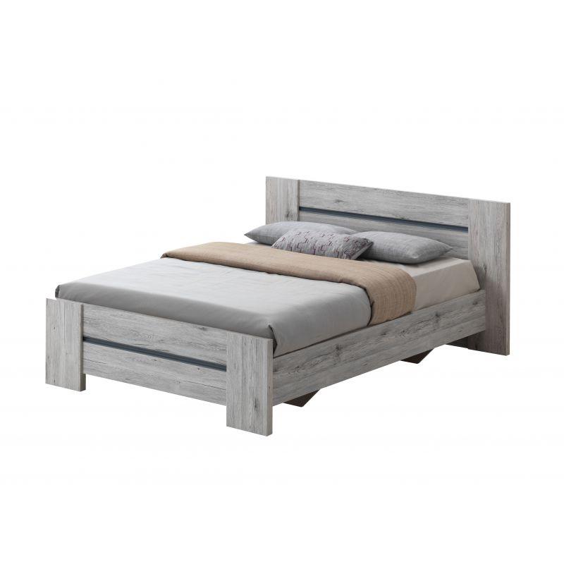 lit oyster 140 x 200. Black Bedroom Furniture Sets. Home Design Ideas