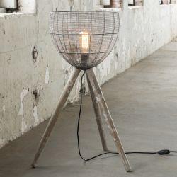 Moderne vloerlamp Zejla
