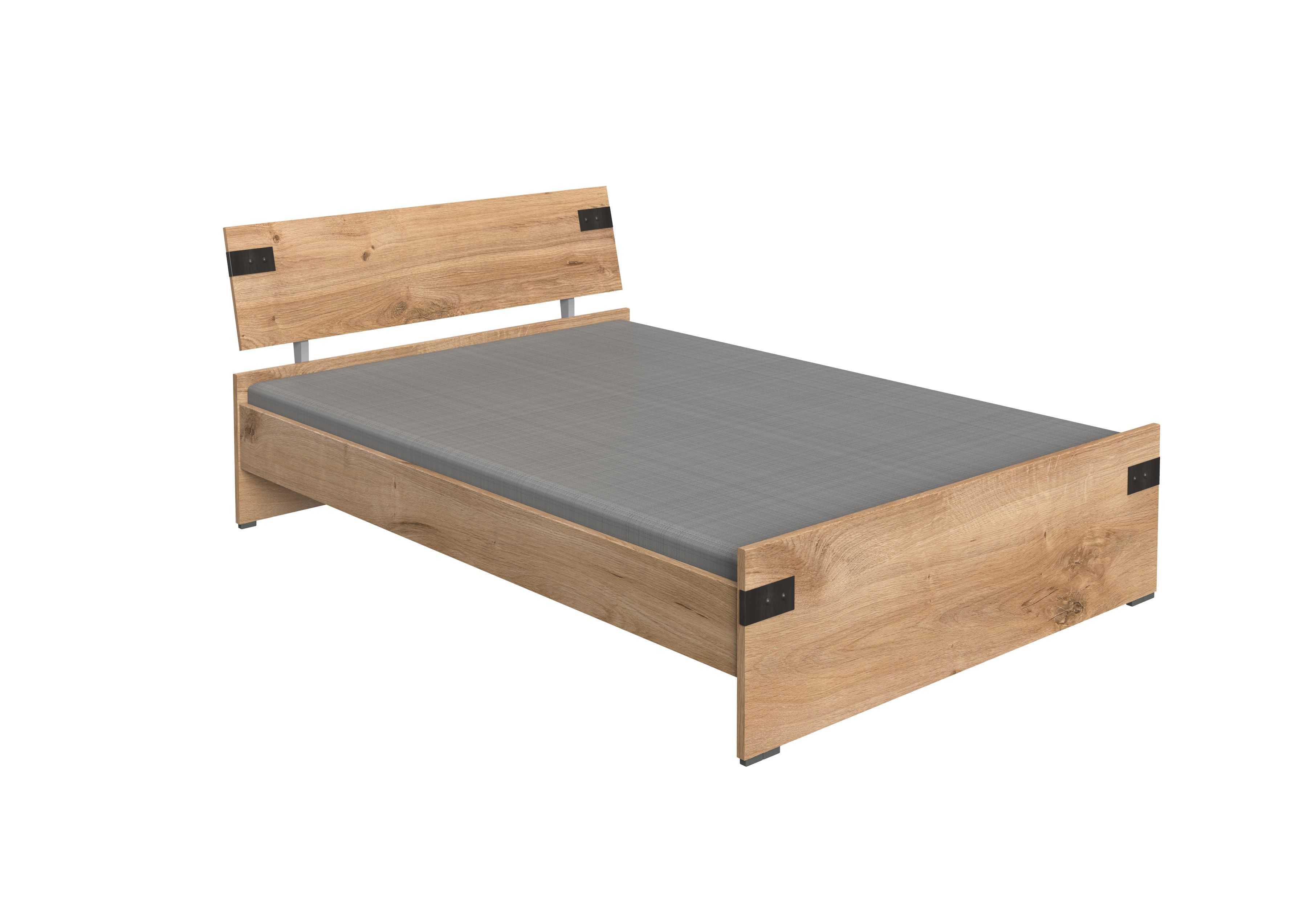 Hedendaags BED LIVERPOOL ( 120 x 210 CM ) KH-95