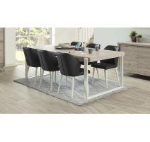 TABLE KWADRO ( 163 CM )