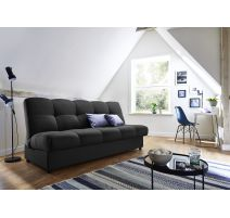 Canapé lit ALFA gris clair