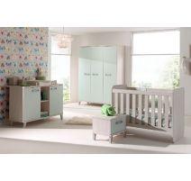 Verdi chambre de bébé complète