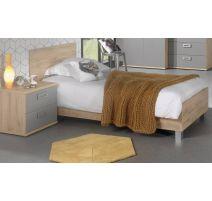 Jules eenpersoon bed 120 cm
