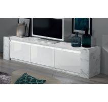 Vittoria marmo grand Meuble TV